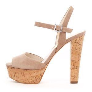 Michael Kors Lucia platform sandal